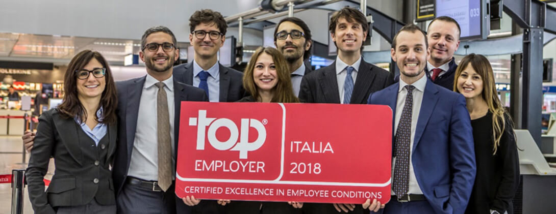 SEA è Top Employer 2018